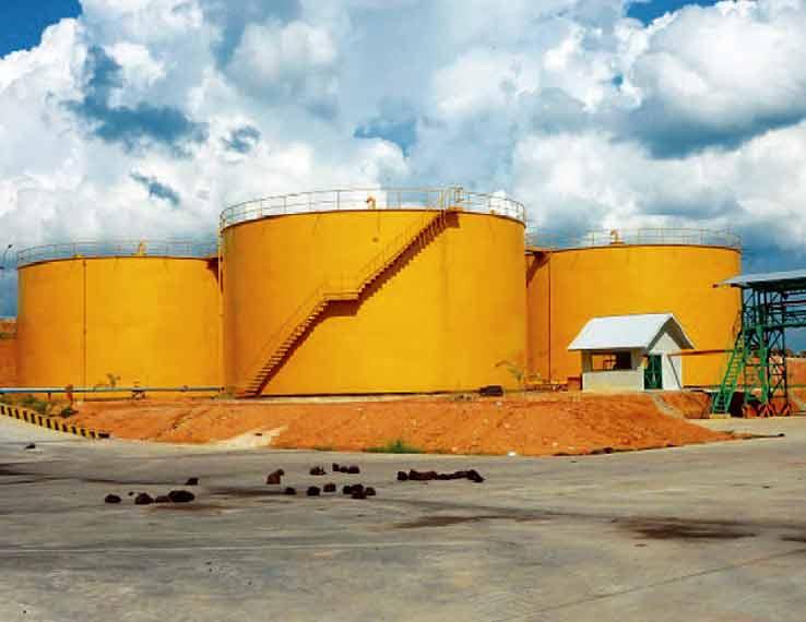 Palm Oil Mill Fabrication Mechanovation Hitec Sdn Bhd